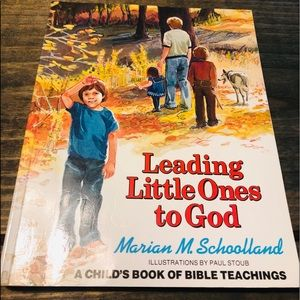 """""""Leading Little Ones to God"""" Book 📚"""